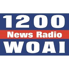 WOAI News radio logo
